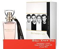 One Direction Between Us парфюмированная вода объем 100 мл тестер(ОРИГИНАЛ)