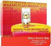 Masaki Matsushima Fluo парфюмированная вода объем 80 мл Тестер(ОРИГИНАЛ)