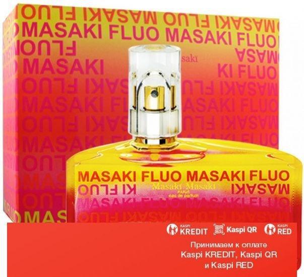 Masaki Matsushima Fluo парфюмированная вода объем 1 мл(ОРИГИНАЛ)