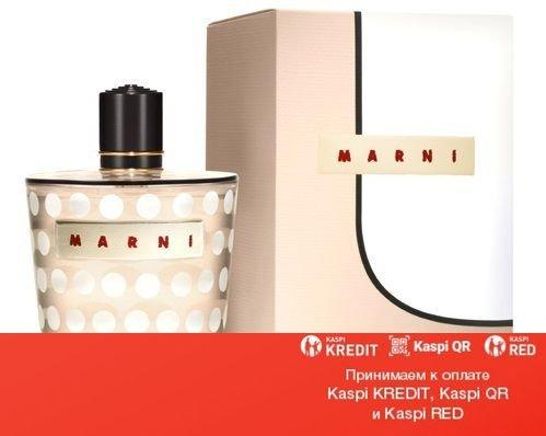 Marni Rose парфюмированная вода объем 120 мл тестер(ОРИГИНАЛ)