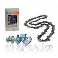 Цепь STIHL Rapid Micro Spezial 13 RMS 56 звеньев 1/4 1,3 на шину 25 см, фото 2