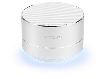 Портативная акустика Rombica Mysound BT-03 2C, серебристый