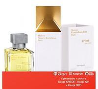 Maison Francis Kurkdjian Apom Pour Femme парфюмированная вода объем 11 мл refill(ОРИГИНАЛ)
