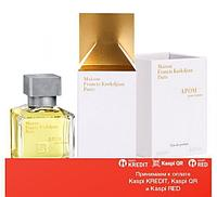 Maison Francis Kurkdjian Apom Pour Femme парфюмированная вода объем 70 мл(ОРИГИНАЛ)