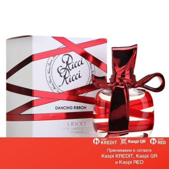 Nina Ricci Ricci Dancing Ribbon парфюмированная вода объем 50 мл Тестер(ОРИГИНАЛ)