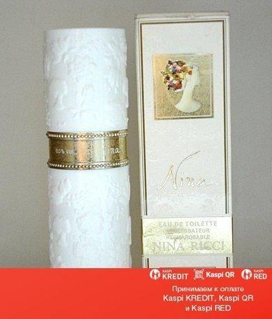 Nina Ricci Nina туалетная вода винтаж объем 100 мл тестер без спрея(ОРИГИНАЛ)