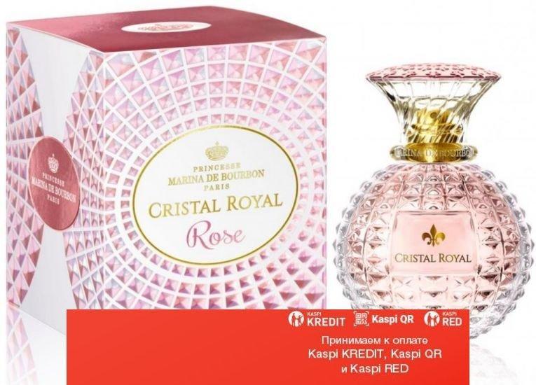 Marina de Bourbon Cristal Royal Rose парфюмированная вода объем 100 мл тестер(ОРИГИНАЛ)