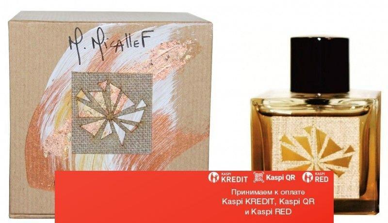 M. Micallef Vanille Cuir парфюмированная вода объем 100 мл(ОРИГИНАЛ)
