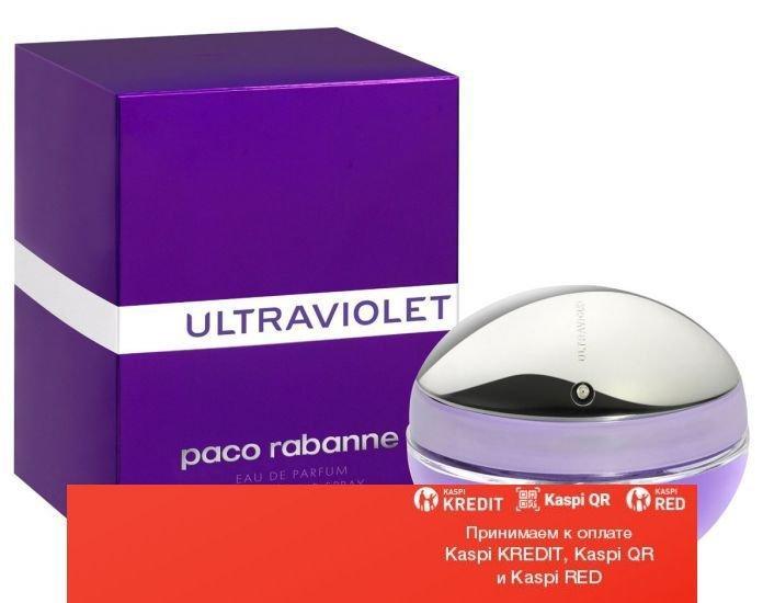 Paco Rabanne Ultraviolet парфюмированная вода объем 80 мл Тестер(ОРИГИНАЛ)