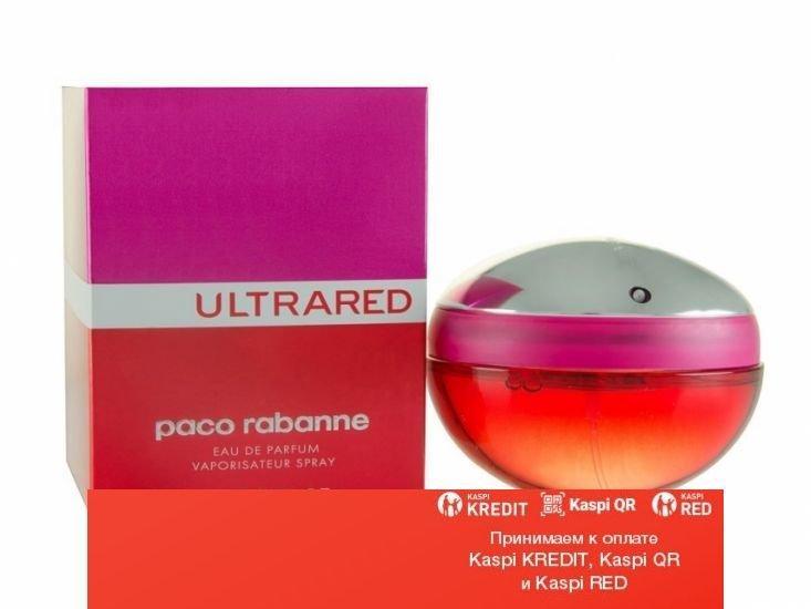 Paco Rabanne Ultrared парфюмированная вода объем 80 мл тестер(ОРИГИНАЛ)