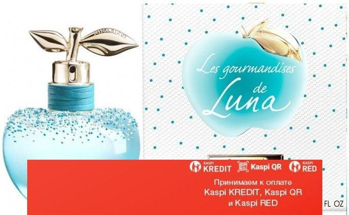 Nina Ricci Les Gourmandises de Luna туалетная вода объем 80 мл тестер(ОРИГИНАЛ)