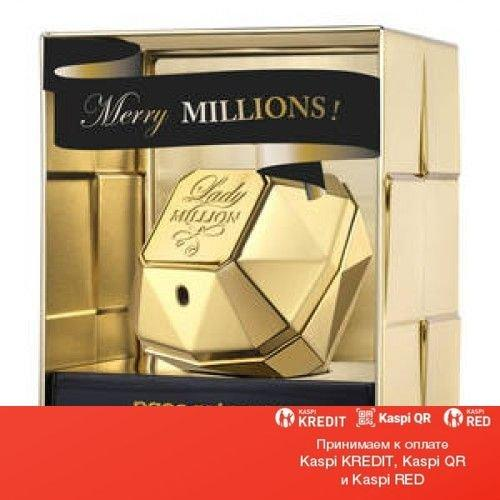 Paco Rabanne Lady Million Merry Millions парфюмированная вода объем 80 мл(ОРИГИНАЛ)