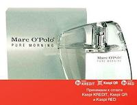 Marc O'Polo Pure Morning Woman туалетная вода объем 75 мл тестер(ОРИГИНАЛ)