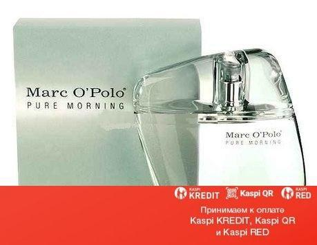 Marc O'Polo Pure Morning Woman туалетная вода объем 50 мл(ОРИГИНАЛ)