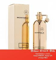 Montale Pure Gold парфюмированная вода объем 100 мл Тестер(ОРИГИНАЛ)