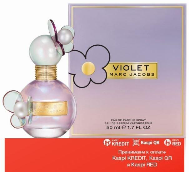 Marc Jacobs Violet парфюмированная вода объем 50 мл Тестер(ОРИГИНАЛ)