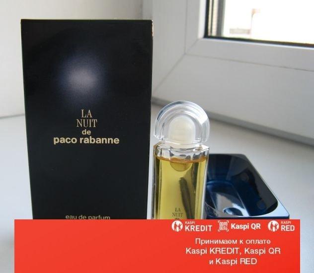 Paco Rabanne La Nuit парфюмированная вода объем 100 мл(ОРИГИНАЛ)