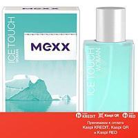 Mexx Ice Touch Woman New Design туалетная вода объем 15 мл(ОРИГИНАЛ)