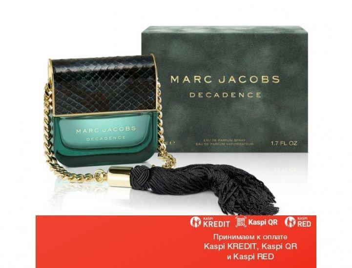 Marc Jacobs Decadence парфюмированная вода объем 50 мл(ОРИГИНАЛ)