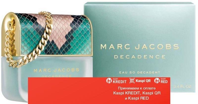 Marc Jacobs Decadence Eau So Decadent туалетная вода объем 100 мл тестер(ОРИГИНАЛ)