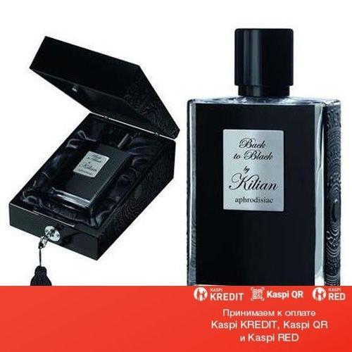 Kilian Back To Black Aphrodisiac парфюмированная вода объем 50 мл refill (ОРИГИНАЛ)