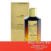 Mancera The Aoud парфюмированная вода объем 60 мл(ОРИГИНАЛ)