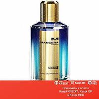 Mancera So Blue парфюмированная вода объем 60 мл(ОРИГИНАЛ)
