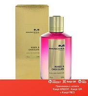 Mancera Roses & Chocolate парфюмированная вода объем 60 мл (ОРИГИНАЛ)