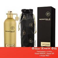 Montale Attar парфюмированная вода объем 50 мл тестер (ОРИГИНАЛ)