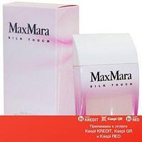 Max Mara Silk Touch парфюмированная вода объем 90 мл тестер(ОРИГИНАЛ)