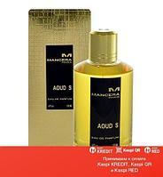 Mancera Aoud S парфюмированная вода объем 120 мл(ОРИГИНАЛ)