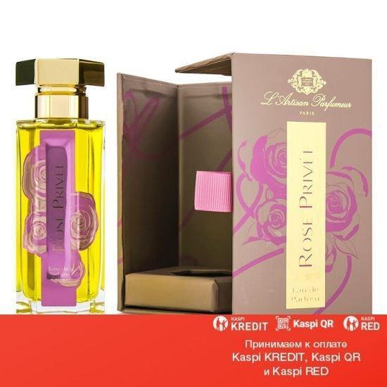 L`Artisan Parfumeur Rose Privee парфюмированная вода объем 50 мл(ОРИГИНАЛ)