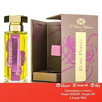 L`Artisan Parfumeur Rose Privee парфюмированная вода объем 100 мл Тестер (ОРИГИНАЛ)