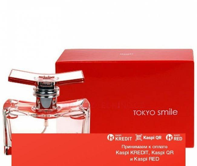 Masaki Matsushima Tokyo Smile парфюмированная вода объем 80 мл Тестер(ОРИГИНАЛ)