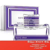 Masaki Matsushima Tokyo Days парфюмированная вода объем 40 мл Тестер(ОРИГИНАЛ)