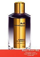 Mancera Amber & Roses парфюмированная вода объем 60 мл(ОРИГИНАЛ)