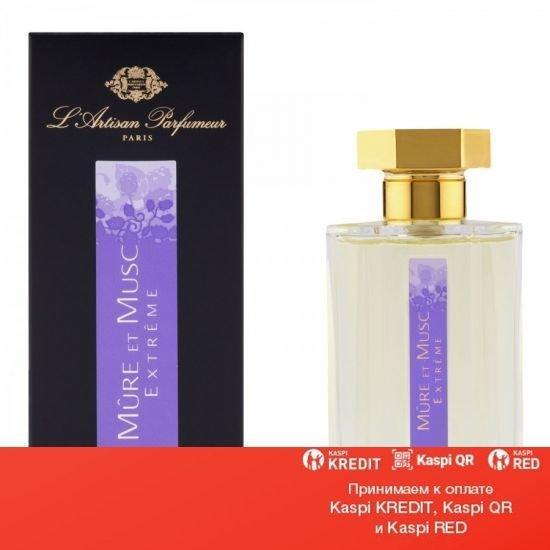 L`Artisan Parfumeur Mure et Musc Extreme парфюмированная вода объем 50 мл (ОРИГИНАЛ)