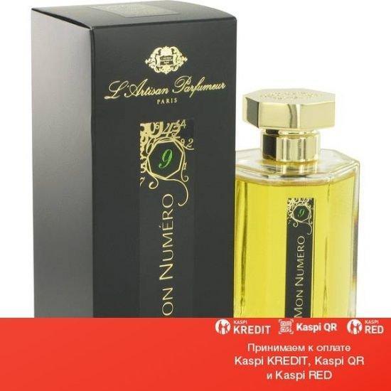 L`Artisan Parfumeur Mon Numero 9 одеколон объем 100 мл тестер(ОРИГИНАЛ)