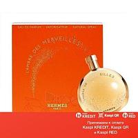 Hermes L`Ambre Des Merveilles парфюмированная вода объем 50 мл(ОРИГИНАЛ)