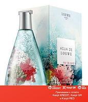 Loewe Agua de Loewe Mar de Coral туалетная вода объем 100 мл Тестер (ОРИГИНАЛ)