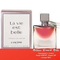 Lancome La Vie Est Belle L Absolu парфюмированная вода объем 40 мл(ОРИГИНАЛ)