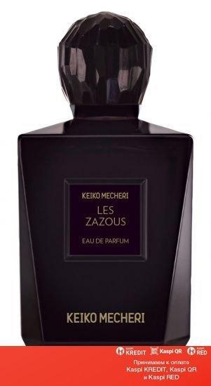 Keiko Mecheri Les Zazous парфюмированная вода объем 75 мл Тестер(ОРИГИНАЛ)