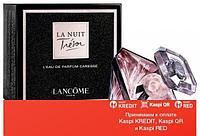 Lancome La Nuit Tresor Caresse парфюмированная вода объем 75 мл(ОРИГИНАЛ)