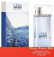 Kenzo L'eau Pour Homme туалетная вода объем 100 мл тестер (ОРИГИНАЛ)