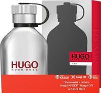 Hugo Boss Hugo Iced туалетная вода объем 75 мл тестер (ОРИГИНАЛ)