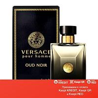 Versace Pour Homme Oud Noir парфюмированная вода объем 100 мл Тестер (ОРИГИНАЛ)
