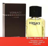 Versace L'Homme туалетная вода объем 50 мл (ОРИГИНАЛ)
