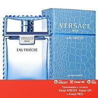 Versace Eau Fraiche Man туалетная вода объем 100 мл(ОРИГИНАЛ)