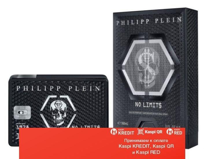 Philipp Plein Parfums No Limit$ парфюмированная вода объем 90 мл тестер(ОРИГИНАЛ)