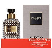 Valentino Valentino Uomo туалетная вода объем 100 мл тестер (ОРИГИНАЛ)